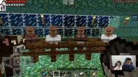 我的世界手机版第664期:四位村民售货员★海洋生存#82★哲爷和成哥