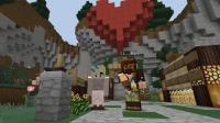 Minecraft我的世界【粉鱼 籽岷】七夕节幸运方块大冒险