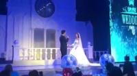"""新郎婚礼唱""""做饭是你"""" 后秒怂:都是我干"""