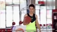 蒋劲夫娱乐界最会打篮球的明星, 比那些凡凡和伦伦强多了!