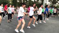 百合曳舞团《外文DJ》24步动感活力健身舞
