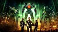 一部炫酷的美国科幻电影, 科学家发明巨型战斗机器人, 拯救了人类