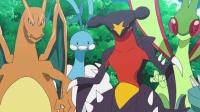《精灵宝可梦太阳&月亮》86集——喷火龙的温泉大作战?