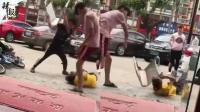 送餐纠纷! 三男子围殴外卖小哥被刑拘
