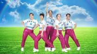 云豫风彩舞蹈队《健步舞》
