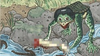 河童是真实的怪物吗