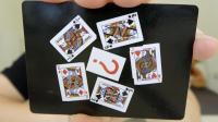 """试玩""""神奇的扑克牌"""", 可以瞬间记住你心中的牌"""