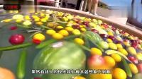 迪拜熊孩子在一泳池水果中泡澡! 贫穷限制了我的想象