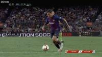 【全场集锦】梅西梅开二度 库蒂尼奥替补建功巴萨3-0大胜阿拉维斯