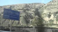 青海甘肃自驾游(4)法门寺景区至兰州市: 初见大西北裸土裸山