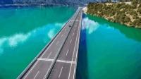 中国一条彻底免费的高速公路, 总耗资380亿, 堪称自驾游的天堂!