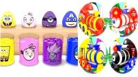城市里的火车玩具学儿童英语ABC郊区的火车玩具少儿英语ABC惊喜彩蛋英语儿歌ABC