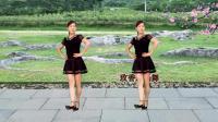 玫香广场舞《花落花有情》32步简单易学 音乐好听