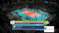 2018亚运会女排小组赛: 中国台北VS哈萨克斯坦
