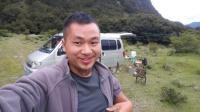 面包车穷游西藏一天的日常, 招待一个朋友, 测试几个新工具