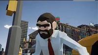 都市休闲小游戏: 胡子超人大叔咖啡的正确喝法