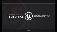 Blueprint QuickShot 1-Triggerable Light