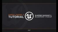 Blueprint QuickShot 2- Blueprint Pickup