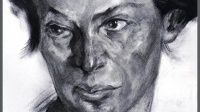 临摹课: 从油画人像到素描人像