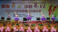 2018年朱泾镇拉丁舞比赛(椅子恰恰《欢乐少年》)