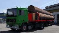 欧洲卡车模拟2 沃尔沃重卡 volvo_F16 钢管