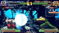 拳皇98C: 实测最高难度8级卢卡尔战力, 老司机也打的直摔键盘