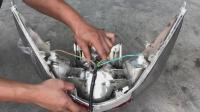 电动车尾灯线在安装的时候应该要注意哪些? 学会可以自己搞定