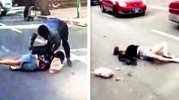 哈尔滨一女子当街被刺身亡