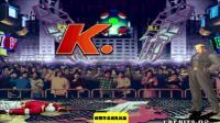 拳皇97 世界顶级山崎龙二就是包王这一波穿三给水友打出了气势