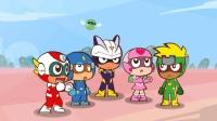 12星座最喜欢开心超人联盟的哪个角色? 白羊座可爱!