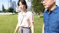 """朝鲜世界08集: 平壤的""""金日成广场"""", 这里正在进行规模10万人的朝鲜国庆节目排练"""