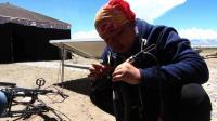 骑行新藏线第26集 一路欢乐逛地球车队骑行西藏 西藏圣湖玛旁雍错 1080P