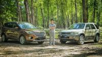 跨越15年的两代SUV变化有多大? 福特翼虎两代车对比