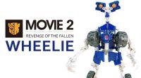KL变形金刚玩具分享347 ROTF 电影 复仇之战 转轮 WHEELIE