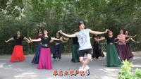 紫竹院广场舞——鸿雁, 与专业舞蹈老师共舞, 舞姿柔美豪放, 精彩绝伦!