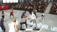【布鲁】NBA Live 19生涯模式: 高颜值妹子组合打爆NBA巨星!