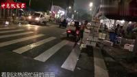 凌晨的深圳沙井中心批发市场, 当你熟睡后, 看看还有多少人在忙碌