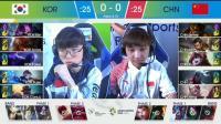 [4K]亚运会英雄联盟决赛中文解说 中国 vs 韩国(第一局)