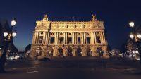 巴黎国家歌剧院-帷幕永远升起