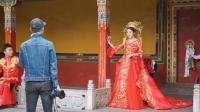 """西藏唯一的皇家园林, 与布达拉宫齐名, 60块钱就能游览的拉萨夏宫""""罗布林卡"""""""