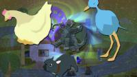 极速游戏解说 动物全吸收进去会召唤怪兽泰兰特? 《怪圈小镇》