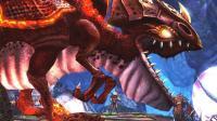 【虾米】霸王2第十六集, 巨大的火蜥蜴王!