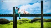 浪漫青岛|碧海草原|天颜摄影社电影级婚纱秀
