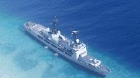 菲律宾护卫舰再度搁浅南沙海域, 专家提醒谨防菲赖着不走