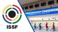 ISSF国际射联昌原世锦赛-10米气手枪混合团队赛