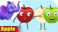 阿布英文儿歌 水果篇 第1集 是在优酷播出的亲子