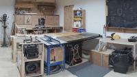 重拾木工爱好,安置我的新木工房!!【晖木工坊】