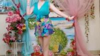 琼花舞魅: 原创即兴纤腿美丝前横版伞舞秀: 红尘情歌舞曲版