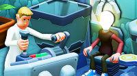 【屌德斯解说】 双点医院 模拟医院精神续作!你见过灯泡人吗?