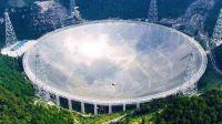 中国天眼可看穿130亿光年